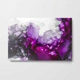 Violet Haze I Metal Print