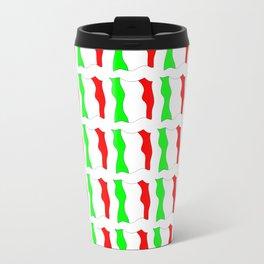flag of Italy-Italy,Italia,Italian,Latine,Roma,venezia,venice,mediterreanean,Genoa,firenze Travel Mug
