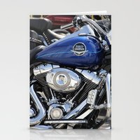 harley Stationery Cards featuring Harley by Veronica Ventress