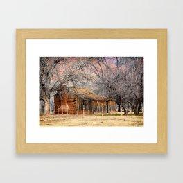 The Old West Framed Art Print