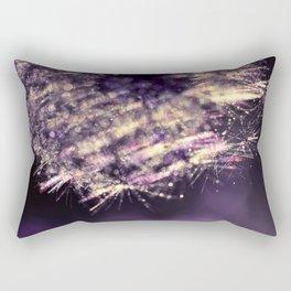 dandelion purple III Rectangular Pillow