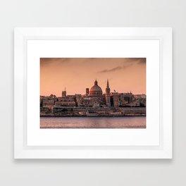 MALTA 01 Framed Art Print
