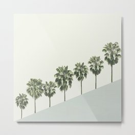 Palm Trees 4 Metal Print