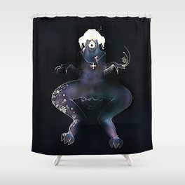The Android - Dreams NO.5 Shower Curtain
