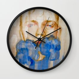 Ex Wall Clock