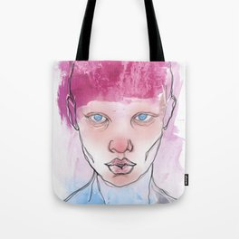 Untitled ( Study of a Woman ) Tote Bag