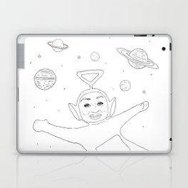 Teleport us to Mars! Laptop & iPad Skin