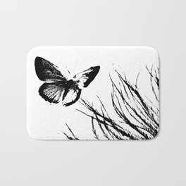 Feathers and Flutters Bath Mat