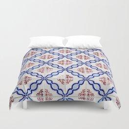 Portuguese Tiles 4 Duvet Cover