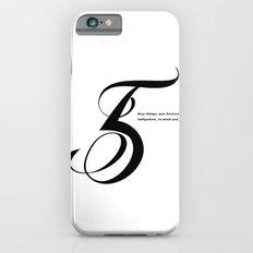 Number 5 Slim Case iPhone 6