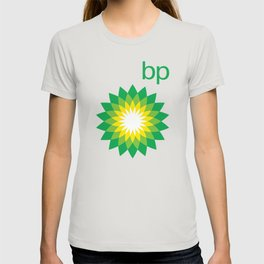 Oil industry company T-shirt
