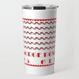 Norge Post Travel Mug
