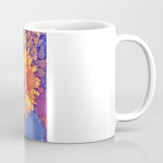 Vintage Flowers in the rain Mug