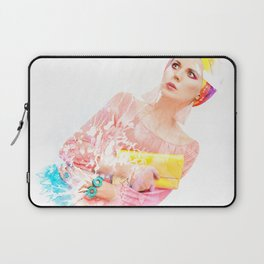 Once upon the garden Laptop Sleeve