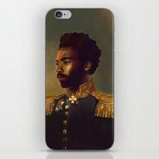 Sir Gambino iPhone & iPod Skin