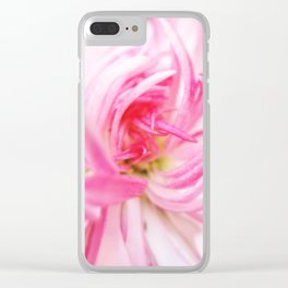 Rediscover pink. Clear iPhone Case
