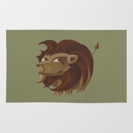 Leo (khaki) Rug