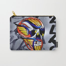 skull birds Carry-All Pouch