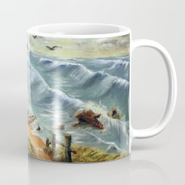 Strumble Head, Pembrokeshire Coffee Mug
