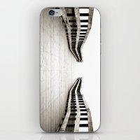 boardwalk empire iPhone & iPod Skins featuring Boardwalk by Shaun Lowe