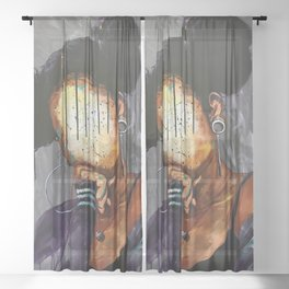 Naturally XXXVI Sheer Curtain