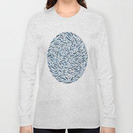 Sperm Whales Long Sleeve T-shirt