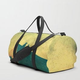 Look up for those black guardians Duffle Bag