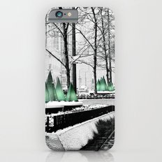Christmas in Chicago iPhone 6s Slim Case
