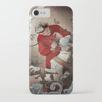 dentist iPhone & iPod Cases featuring The Dentist by Ryan Smith