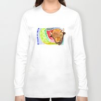 buffalo Long Sleeve T-shirts featuring BUFFALO by dorc