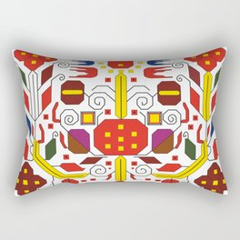 Shevica ~+~ 2 Rectangular Pillow
