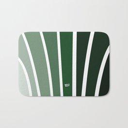 Kirovair Art Deco Green #minimal #art #design #kirovair #buyart #decor #home Bath Mat