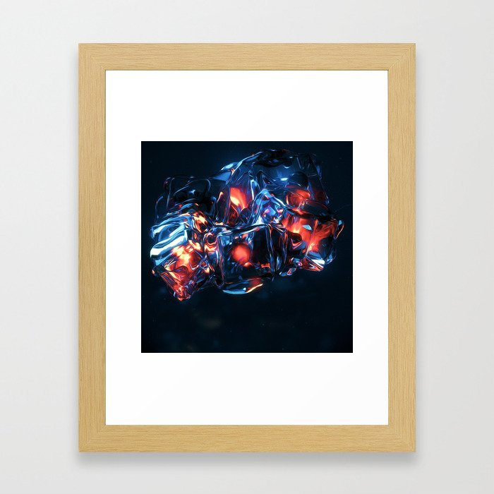 Scientifically Terrible Framed Art Print