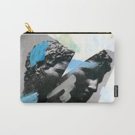 Untitled (Painted Composition 1) Carry-All Pouch