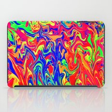 Neon Distraction iPad Case