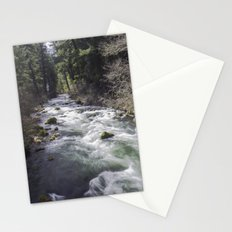 Through the Woods Stationery Cards
