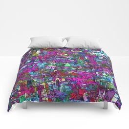 Busy Lizzy Comforters