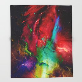 Everything is nothing 2 (therefore it was beautiful) Throw Blanket