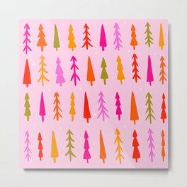 Tree Print Metal Print