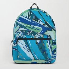 Bursting Bromeliad Backpack