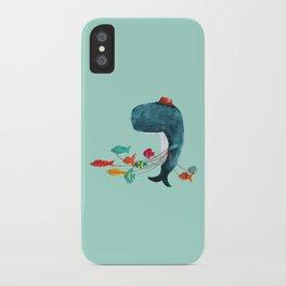 My Pet Fish iPhone Case