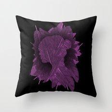 Ornithology-D Throw Pillow
