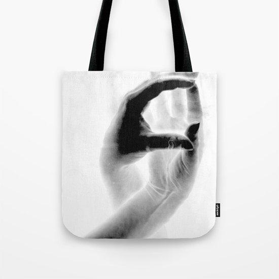 Fingers #2 Tote Bag