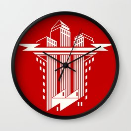 Wolfenstein V2 Wall Clock