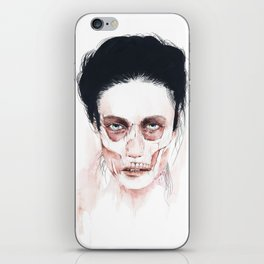Deep cuts iPhone Skin