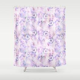 Hula Hibiscus Washout Shower Curtain