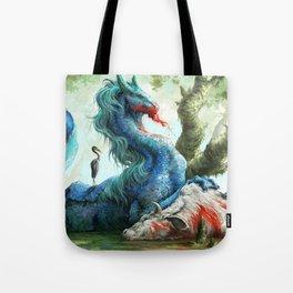Kelpie Steed Tote Bag