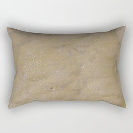 Texture #10 Mud Rectangular Pillow