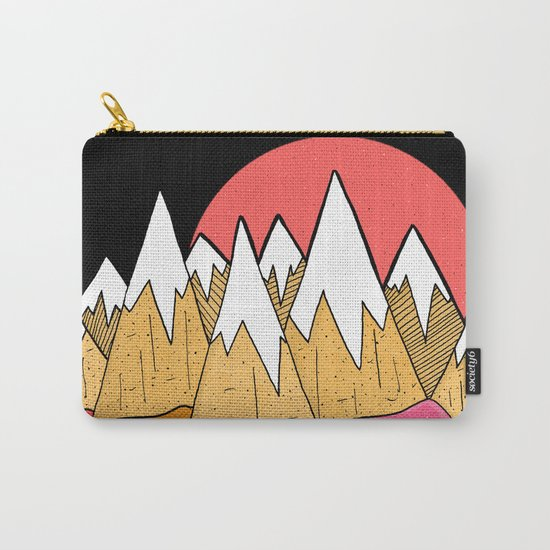 Ice-cream mounts Carry-All Pouch