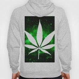 Weed : High Times Green Galaxy Hoody